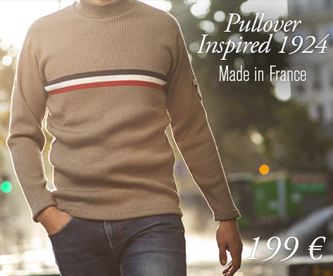 Pullover Inspired 1924