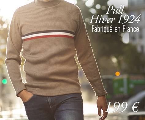 Pull Hiver 1924