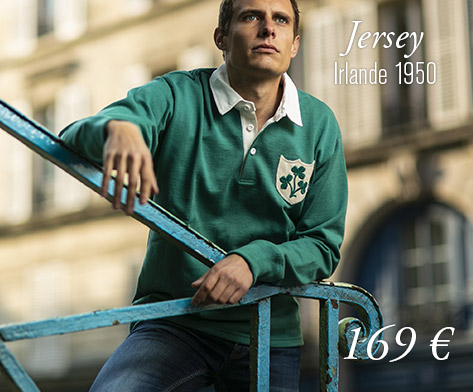 Jersey Irlande 1950
