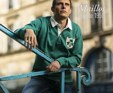 Maillot Irland
